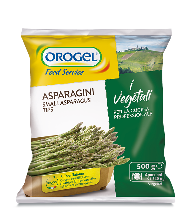 Asparagus Tips - Small