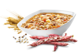 Pulses and Cereals Soup