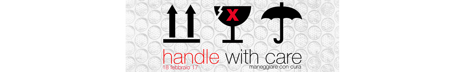 TEDx Cesena: Handle with Care