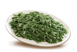 Spinach Rich Taste