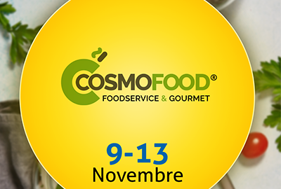 Orogel a Cosmofood – Food Service e Gourmet