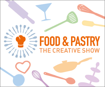 Food and Pastry - Creative Show Bologna